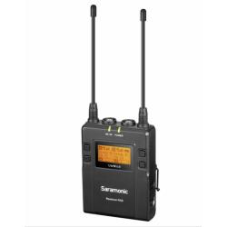Pack inalámbrico de mano PORTABLE UHF SARAMONIC UWMIC9 KIT4