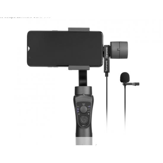 Microfono Saramonic Lavmicro U3B