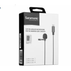 Microfono Lavalier Saramonic Lavmicro U3C