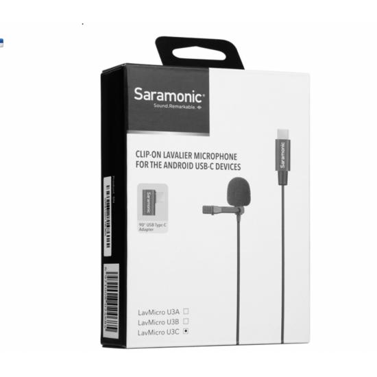 Microfono Saramonic Lavmicro U3C