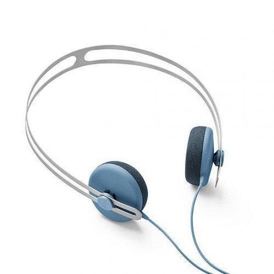 Audifonos semi abiertos AIAIAI C/MIC TRACKS PETROL BLUE