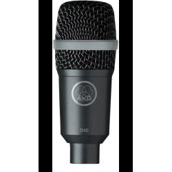 Microfono dinamico AKG D40