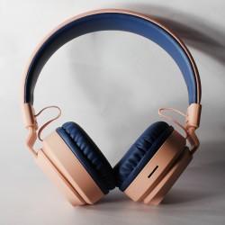 Audifono Bluetooth Niños BOBO WIRELESS Rosa