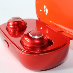Audifono Bluetooth X8 mini  Rojo TWS PRODB