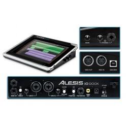 Consola de audio ALESIS IO DOCK