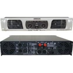 Amplificador de potencia AMERICAN PRO C 2600