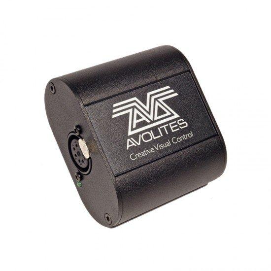 Interfaz de iluminacion USB AVOLITE T1