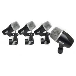 Set micrófonos de bateria CAD AUDIO STAGE 4