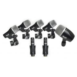 Set micrófonos de bateria CAD AUDIO STAGE 7