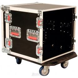 Case de madera con ruedas GATOR 10 espacios