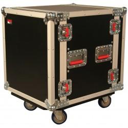 Case de madera con ruedas GATOR 16 espacios