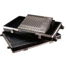 """Case GATOR de fibra para mixer - medidas 20 """"x 30"""" x 6"""""""