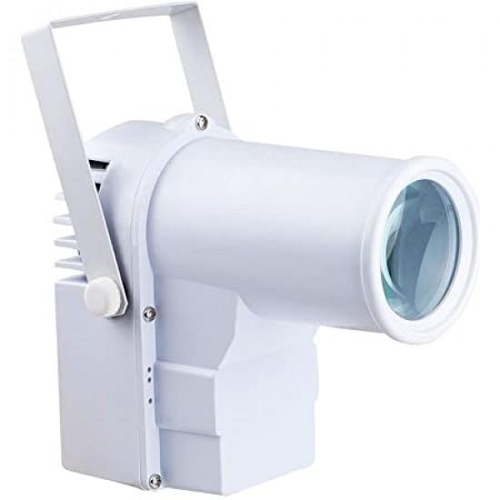 PINSPOT LED RGBW 1X12W RS-066B RGBW GLOWING