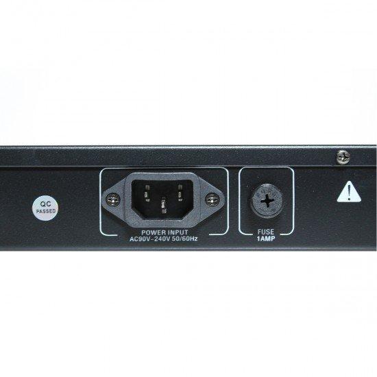 Splitter DMX 8 salidas YR-DM008