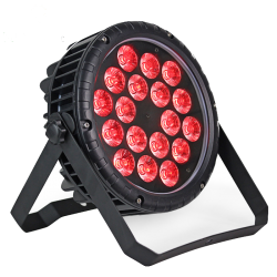 PAR LED 18X10W GLOWING IP65