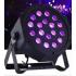 FOCO PAR LED UV 18X3W UV-042C GLOWING