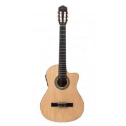 Guitarra electroacustica Memphis CG 100 E