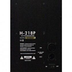 Sub bajo activo MRS H-218 P