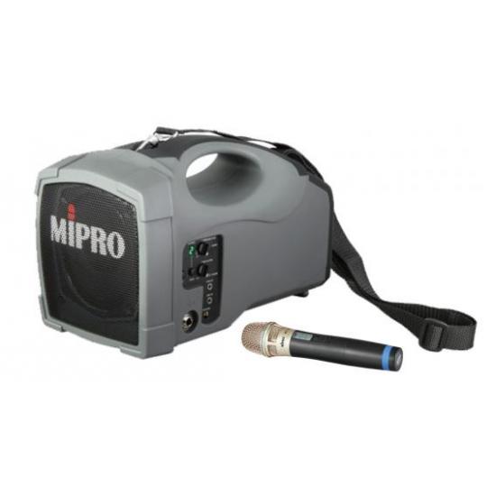 Sistema Portátil Mipro con microfono de mano MA-101 / ACT 30 H