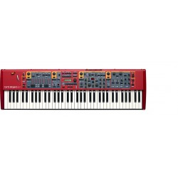 Teclado sintetizador NORD STAGE 2 EX COMPACT 73