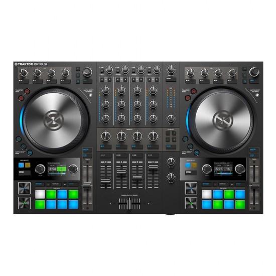TRAKTOR KONTROL S4 MK3 Native Instruments