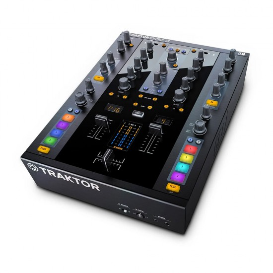 TRAKTOR KONTROL Z2 COM Native Instruments