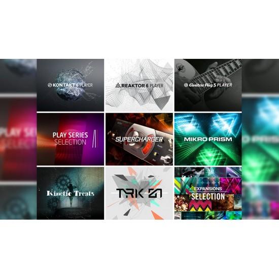 Interfaz de audio NATIVE INSTRUMENT KOMPLETE AUDIO 6