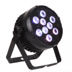 FOCO LED 5EN1 ( RGBWA ) 12WX9 LED