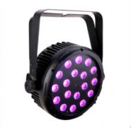 FOCO LED 6EN1 ( RGBWA-UV ) 15WX18 LED