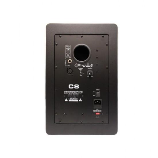 PRODB monitor C8 bidirectional near field studio