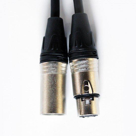 Cable profesional DMX Prodb XLR-5 7 mts