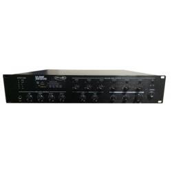 Amplificador 350W de 6 zonas con USB , SD , FM Y BLUETOOTH