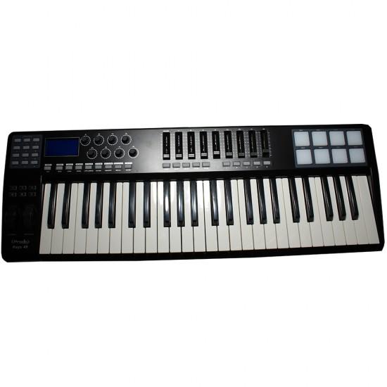 CONTROLADOR PRODB MIDI KEYBOARD 49