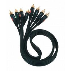 Cable multipar RCA PROEL DH510LU5