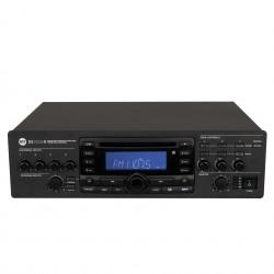 Amplificador con mixer y reproductor RCF ES 3323 II