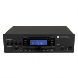 Amplificador con mixer y reproductor RCF ES 3160 II