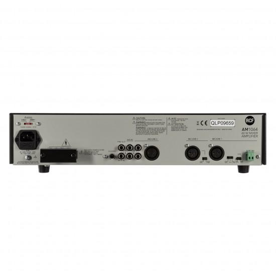 Amplificador con mixer RCF AM 1064