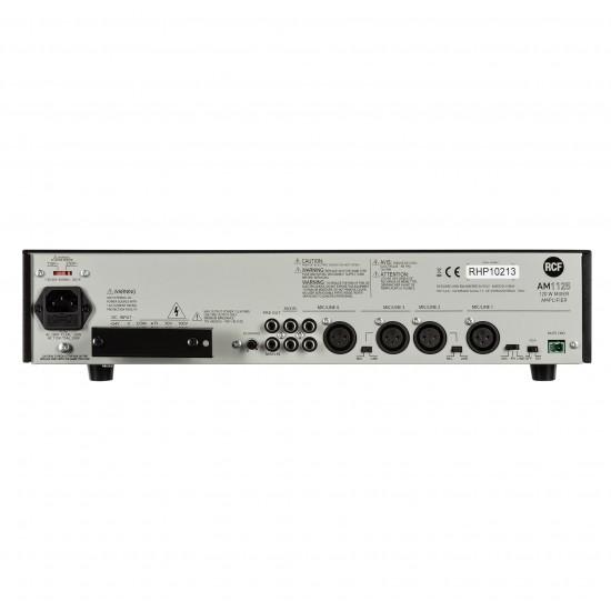 Amplificador con mixer RCF AM 1125