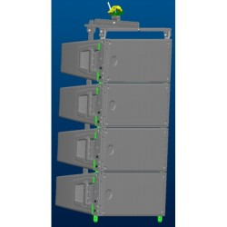 Fly bar light RCF HDL20