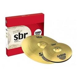 """Platillo Sabian SBR5002 Set Hi-Hat 14"""" + Crash 18"""""""