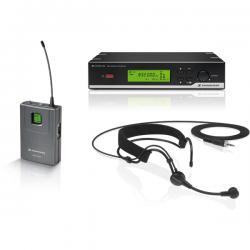 Microfono de cintillo Sennheiser XSW 52