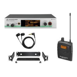 Sistema monitoreo In ear Sennheiser EW 300 IEM G3