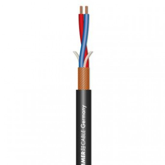 Cable XLR SOMMER CABLE 2 X 0,34 Aleman