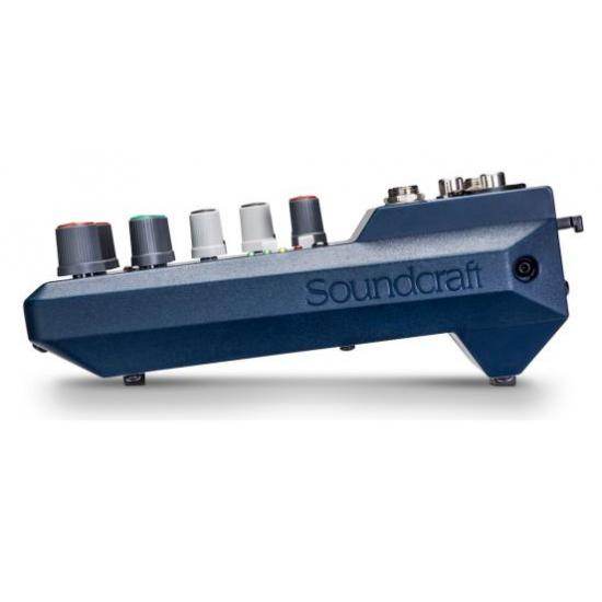 Soundcraft Notepad 5 con USB