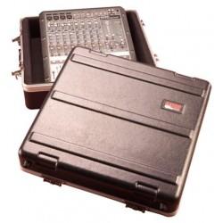 """Case GATOR de fibra para mixer  - medidas 17 """"x 18"""" x 6,5 """""""