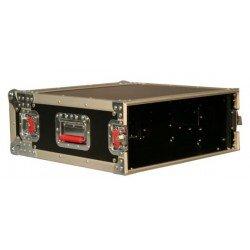 Case de madera GATOR 4 espacios