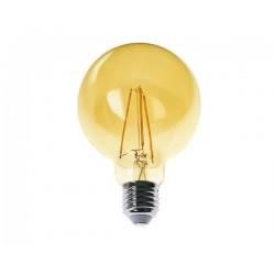 Ampolleta Retro LED luz cálida Westinghouse G95 - 5W ( equivale a 40W ) E27