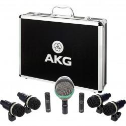 Set de micrófonos de batería AKG Concert I
