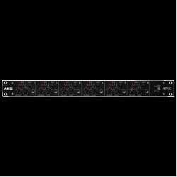 Amplificador de audífonos de seis canales AKG HP6E
