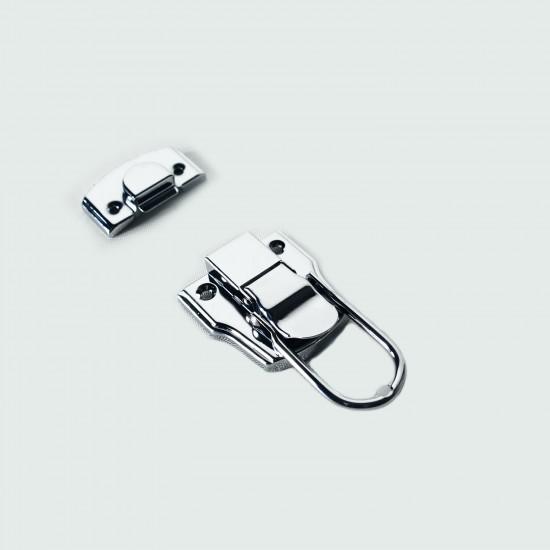 CHAPA 75mmX45mm sin llave